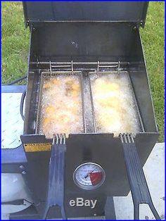 1000 images about r v works cajun fryer on pinterest for Cajun fish fryer