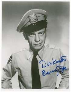 Love Don Knotts.