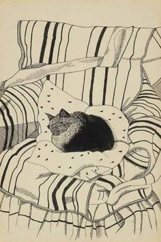 Cat Lovers UK: Cats In Art