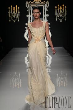 Abed Mahfouz Spring-summer 2012 - Couture