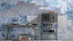 63 besten vintage fliesen vintage tiles bilder auf pinterest - Berliner fliesenmarkt ...