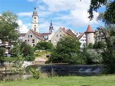 Crailsheim, Germany. Many of my family and my friends live there.