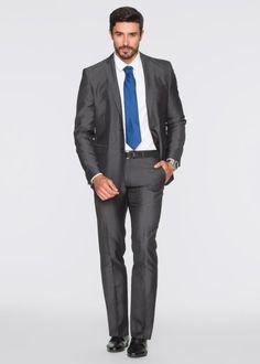 Krawatte, bpc selection, dunkelblau
