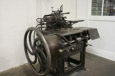Schriftgießerei - Museum für Druckkunst Leipzig