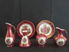 Een persoonlijke favoriet uit mijn Etsy shop https://www.etsy.com/nl/listing/267401563/vintage-collectie-van-4-miniatuur