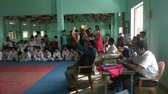 JSKA-International open karate championship 2015. on 26 and 27 December 2015 in Kerala..