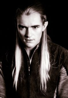 Okay, warning to all following. I'm now apparently on a Lord of the Rings kick so expect more than usual amounts elf action!