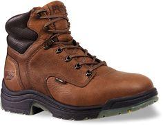 024097214 Timberland PRO Men's Titan Work Boots - Coffee