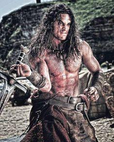 Jason Momoa Conan, Game Of Thrones Dragons, Conan The Barbarian, Yoga Art, Roman Reigns, Muscle Men, Jon Snow, Fantasy, History