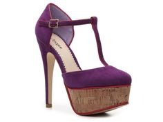 Sole Obsession Hairpin Suede Pump.. yes, please and thank you!