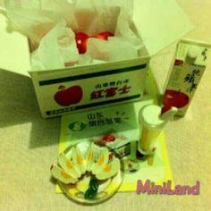Saya menjual Miniatur Fruits Apple seharga Rp60.000. Dapatkan produk ini hanya di Shopee! http://shopee.co.id/miniland/3343621 #ShopeeID