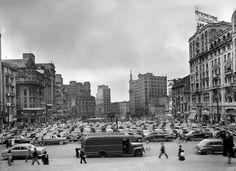 Aristodemo Becherini, Praça da Sé, 1946