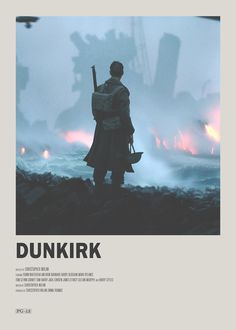 Dunkirk Minimal Movie Poster
