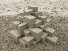 incredible sand castles are incredible / by calvin seibert, via mtchl
