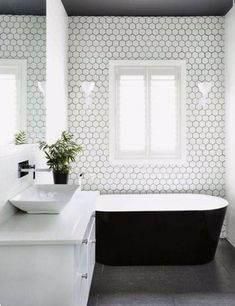 A good minimalist home decoration will make your minimalist feels more comfortable. This decoration is perfect for you who live in a small home or in an apartment. Most of the minimalist home decorati Minimalist Home Interior, Minimalist Bathroom, Minimalist Decor, Modern Bathroom, White Bathrooms, Bathroom Black, Small Bathrooms, Minimalist Photos, Luxury Bathrooms