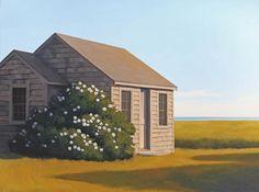 Jim Holland (1955 - Present), American Artist - Summer Blossoms