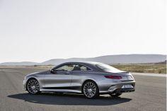 2015 Mercedes-Benz S-Class Coupe: 2014 Geneva Motor Show Preview