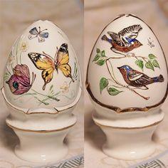 """Яйцо Пасхальное """"Бабочки"""""""