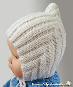 Knitted hat for baby Pink knitted hat Acrilic crochet hat Crochet cap for newborn Knitted present for first Birthday Warm pink hood : You can always order any color. Baby Hat Knitting Pattern, Baby Hat Patterns, Baby Hats Knitting, Knitted Hats, Crochet Patterns, Knitting Sweaters, Bonnet Crochet, Crochet Cap, Crochet Beanie