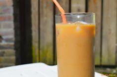 Recept voor ijskoffie (latté) | Miss Craftsy