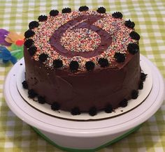 I made my niece this sixth birthday cake! #baking #cooking #food #recipes #cake #desserts #win #cookies #recipe #cakes #cupcakes