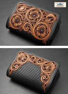 Art Feather Genuine Leather Passport Holder Wallet Case Cover for Men Women