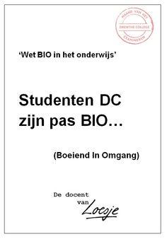 Boeiend in omgang - Ivan Atanasov - Drenthe College