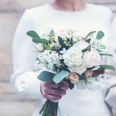 52 ramos de novia 2017: llegó la hora de imponer color con los estilos más hermosos Image: 8