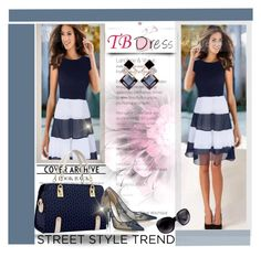 """""""TBDress Contest"""" by lovee39 ❤ liked on Polyvore"""