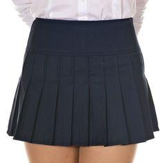 Basic Solid Pleated Mini Skirt (XL, Navy Blue) Danischoice,http://www.amazon.com/dp/B00HRKLPTQ/ref=cm_sw_r_pi_dp_s1I.sb0ZKMECM587