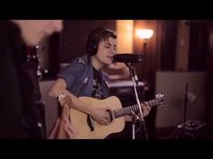 Scott Helman - Cry Cry Cry [in studio] - YouTube