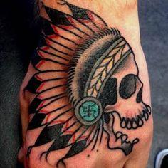 Tattoo by Rob Mopar