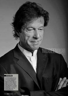 Imran Khan, Leader of Pakistan