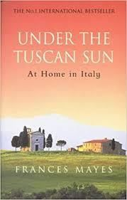 Under the Tuscan Sun by Frances Mayes. This is one of those books that will make you feel happy while reading. I Love Books, Books To Read, My Books, Book Club Parties, Under The Tuscan Sun, Thing 1, Love Reading, So Little Time, Tuscany