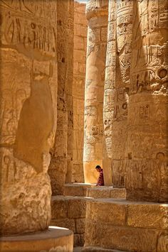Karnak/Luxor, Egypt