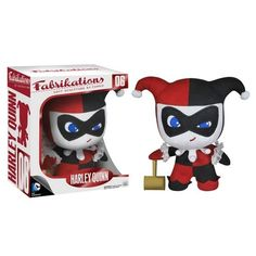 Funko Pops Fabrication - Harley Quinn.  To buy, click here:  https://www.facebook.com/pages/The-Zocalo-Connection/181977941943568