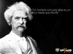 Frase Célebre de la semana: Mark Twain