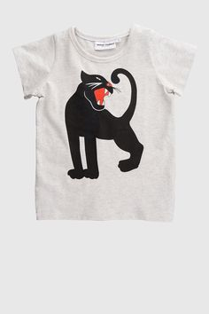 T-shirt Panther - Mini Rodini