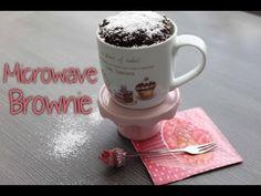3 Minuten Microwave Brownie | Danis Cupcakes - YouTube