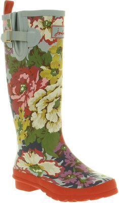 Joules Welly. Stylish rainy days at Neiman's in Charlotte