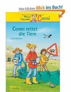 Conni-Erzählbände, Band 17: Conni rettet die Tiere: Amazon.de: Julia Boehme: Bücher