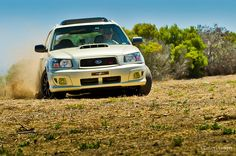 A Forester wouldn't be my first choice, but an XT of this generation would make a sweet WRX alternative.