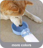 Portable Pet Water Bowl