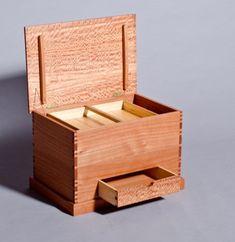 Tony Clark - Artist's Box- Saligna