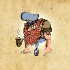 See more illustrations on Instagram 'dogandelephant'