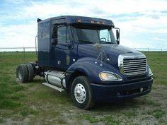 2006 Freightliner Tractor Truck Columbia #truck