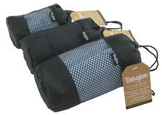 Fast drying microfiber sports & travel towels: http://www.amazon.ca/Microfibre-Travel-Sports-Towel-Ultra-compact/dp/B00ROPIPGA