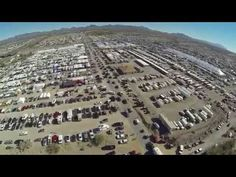 The Great Quartzsite RV Gathering