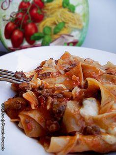 lasagna rapida la tigaie Lasagna, Mozzarella, Pizza, Minute, Meals, Chicken, Food, Meal, Essen