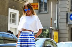 Check new street style outfits in http://krackonline.blogspot.com.es/2014/06/street-style-summer.html #krack #streetstyle #inspiration